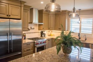 Hamilton Kitchen Cabinets