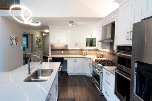 Kitchen Cabinets - granite