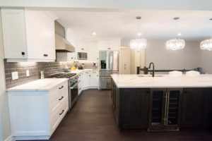 Kitchen Cabinets and Granite counter tops