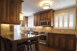 Brantford Kitchen Cabinetry job